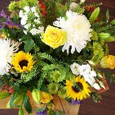 sunshine bouquet